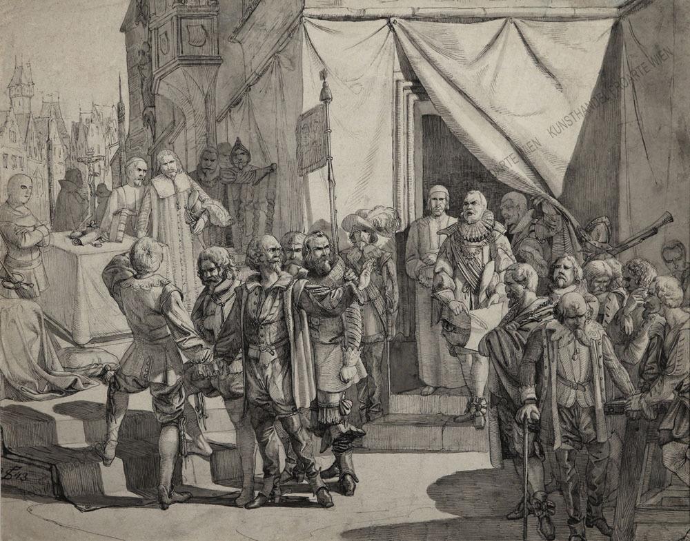 J.SCHNORR-VON-CAROLSFELD-–-HINRICHTUNG-AUF-DEM-ALTSTÄDTER-RING-1621-monogr.1843