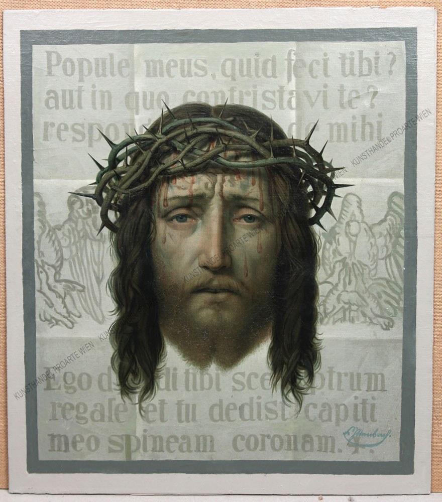 FRANZ-ITTENBACH-–-ECCE-HOMO-CHRISTUS-MIT-DORNENKRONE-ÖlLeinw.sign_.