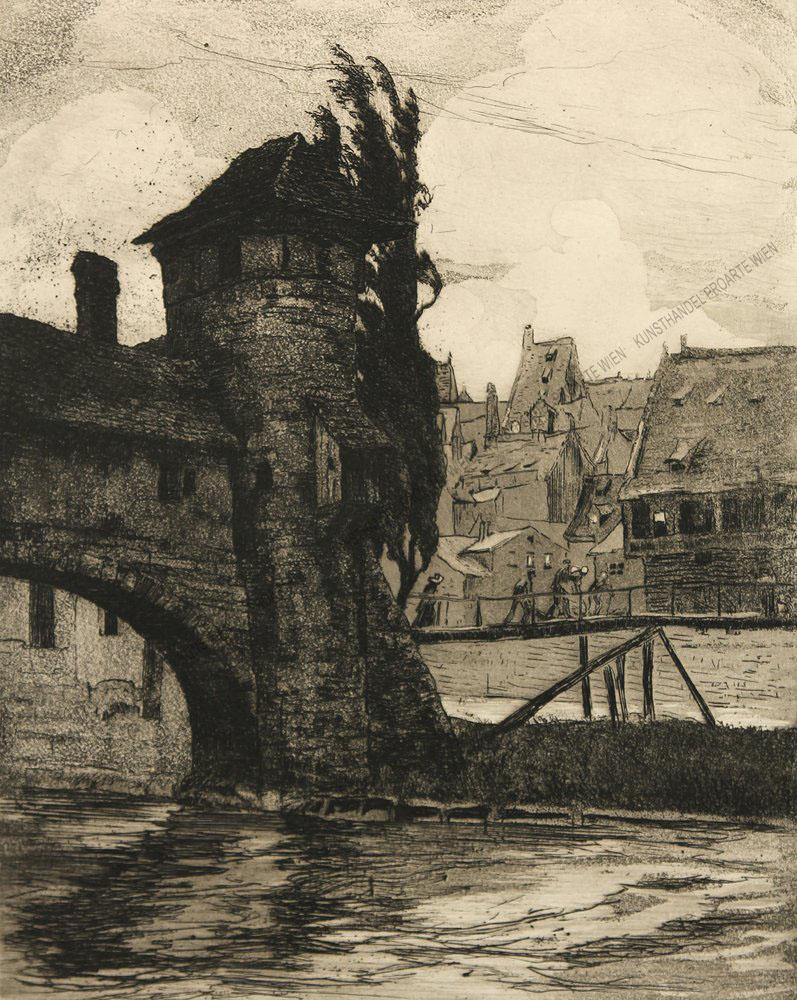 Tanna Hoernes-Kasimir - Der Henkersteg in Nürnberg