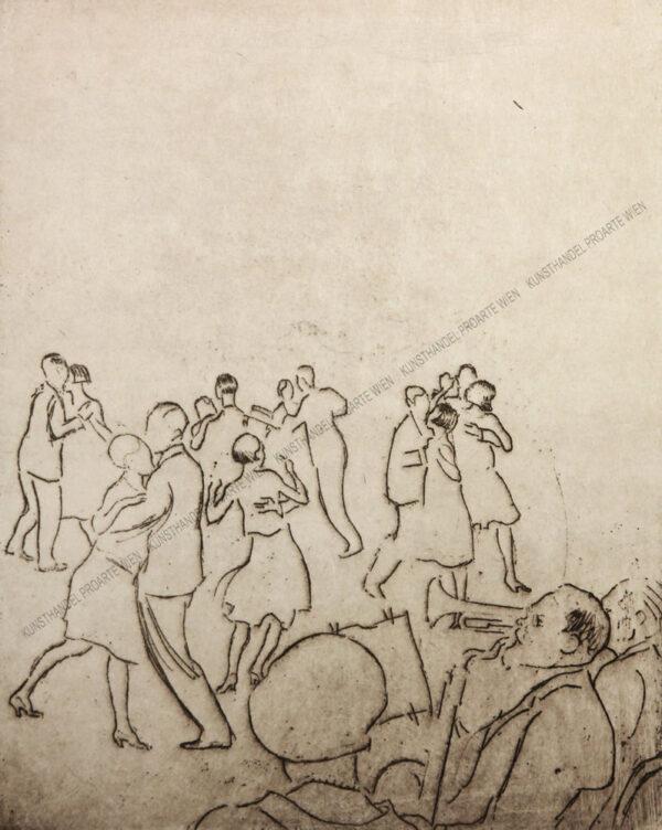 Louis Legrand - Im Tanzcàfe