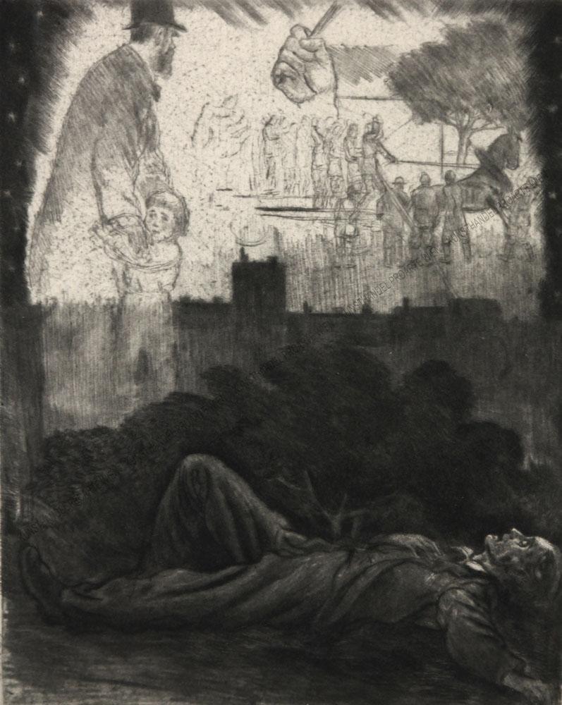 Arthur Paunzen - Der Traum vom erschlagenen Pferd