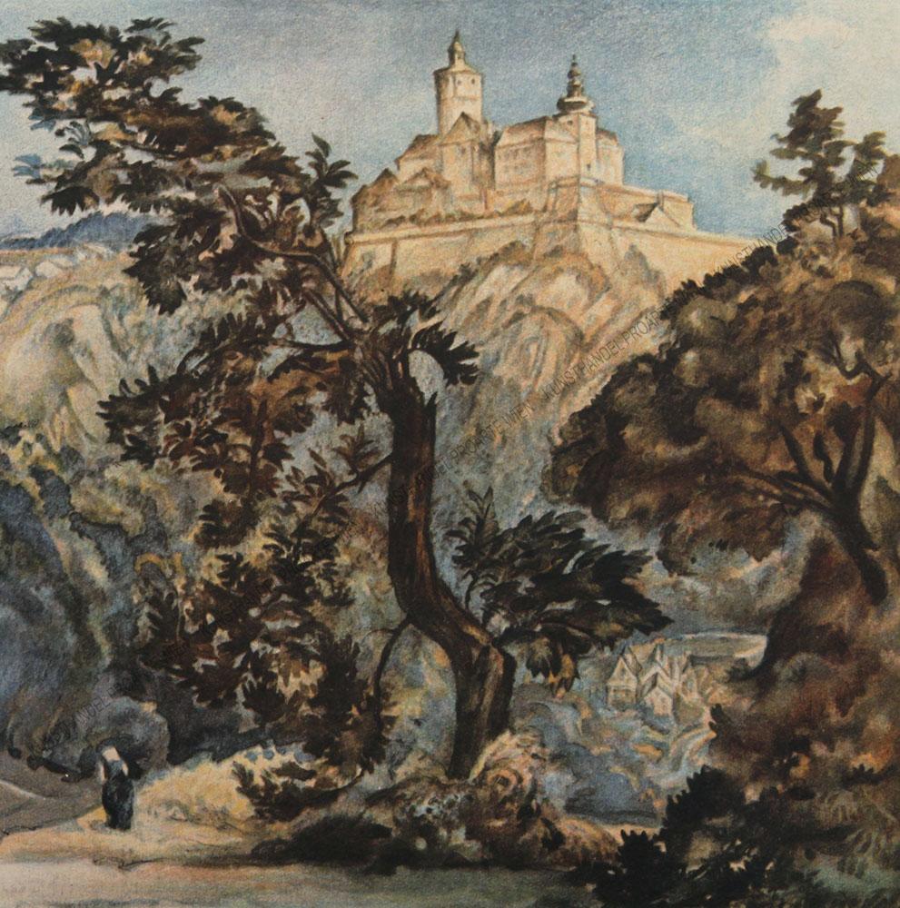 Richard Carl Wagner - Burg Forchtenstein