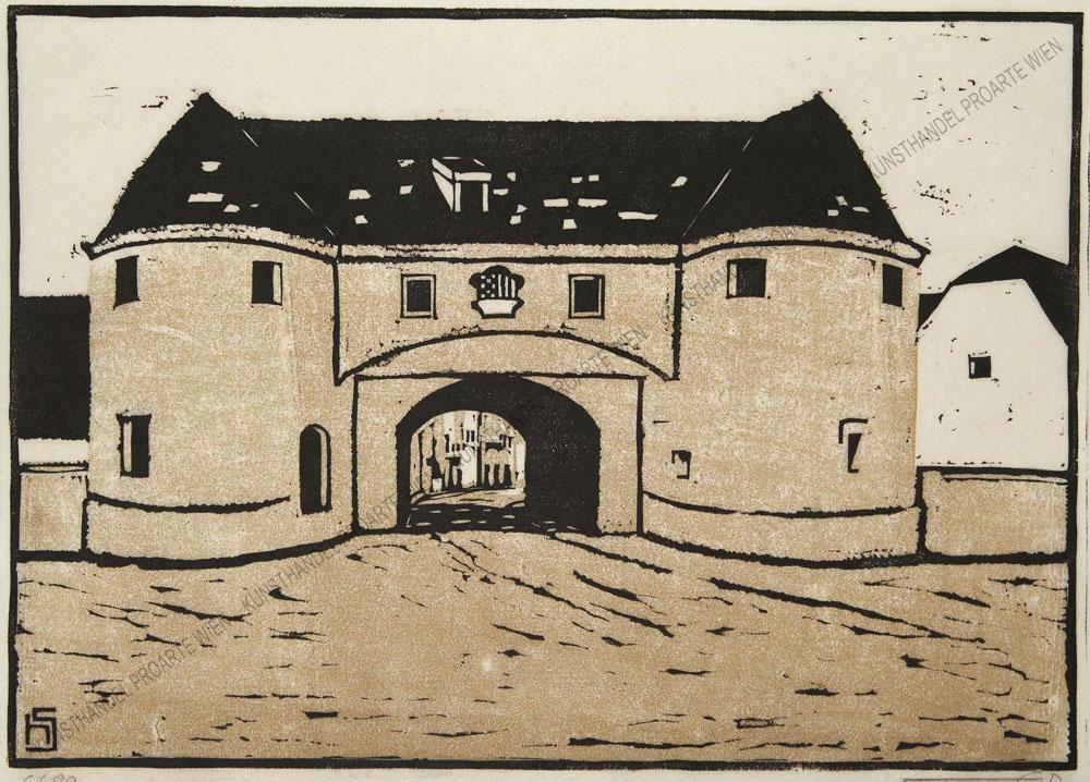 Heinrich Schröder - Gutshof