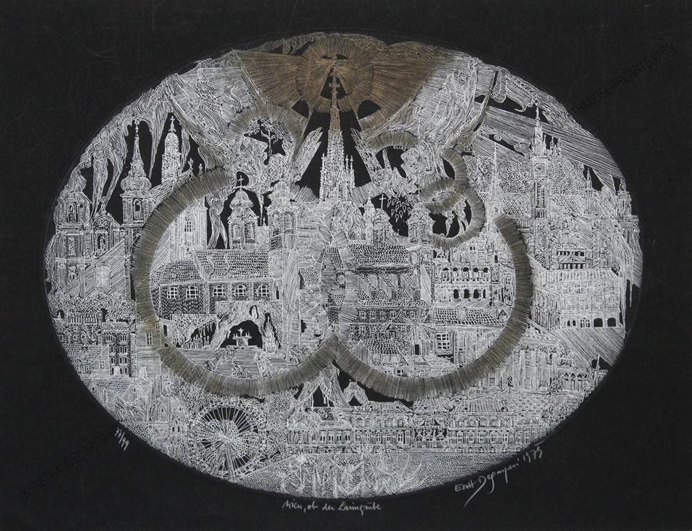 Ernst Degasperi - Wien, ob der Laimgrube
