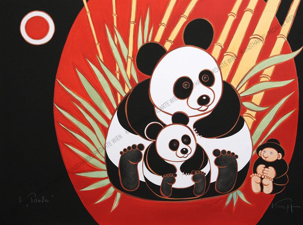 Gottfried Kumpf - Panda