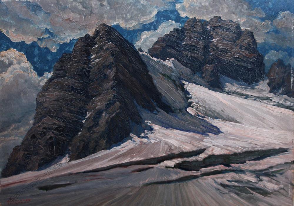 Alexander Scherban - Hoher und Niederer Dachstein