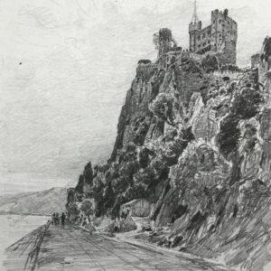 Karl Oenike - Motiv aus Rheinland-Pfalz