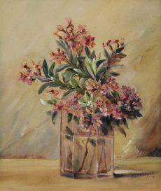Curt Topel - Blumenstrauß in einer Vase