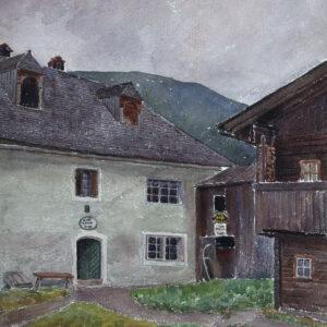 Marie Arnsburg-Rain - Herbstliche Landschaft