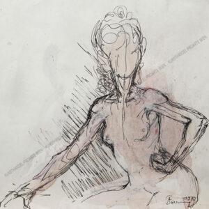 Alfred Czerny - Weiblicher Akt