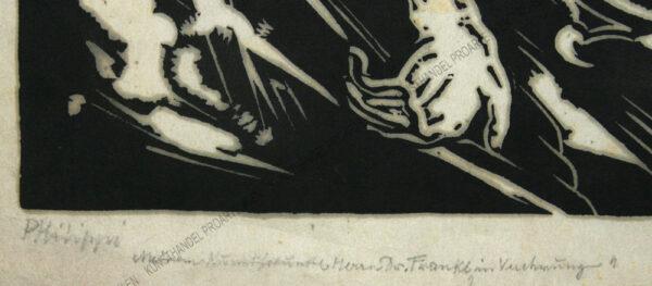 Robert Philippi - Leda mit Schwan