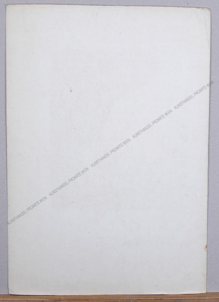 Abel Pfeffermann Pann - Ein Blatt aus der Mappe - Die Bibel in Bildern, Genesis