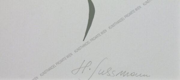 Heinrich Sussmann - Charakterstudien