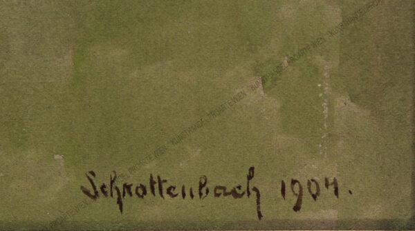 Maria Schrottenbach - Motiv aus St.Gilgen am Wörthersee