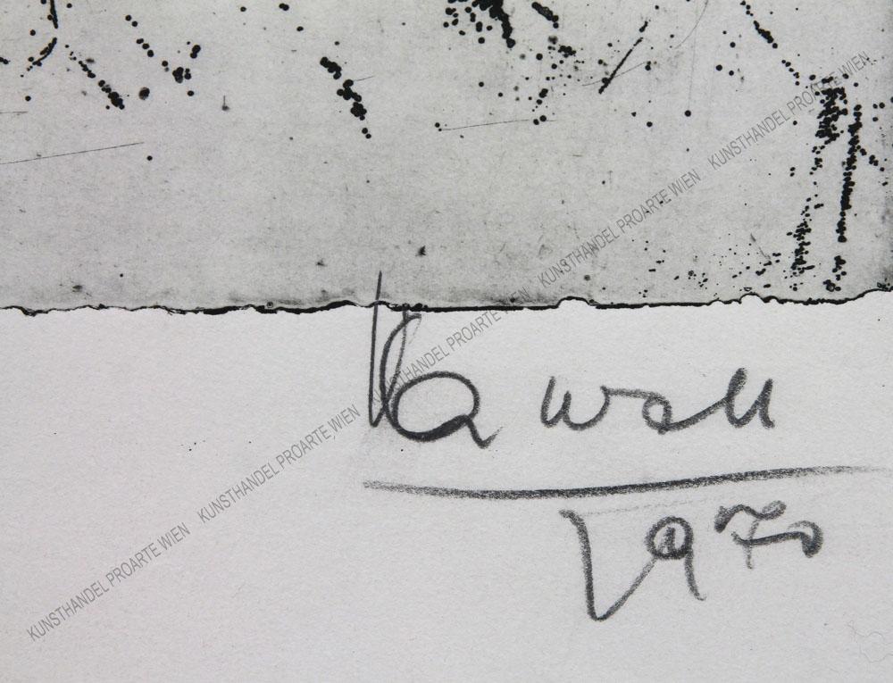 Karl Anton Wolf - Ohne Titel