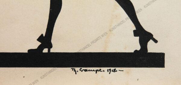 Theodor Crampe - Der verliebte Kavalier