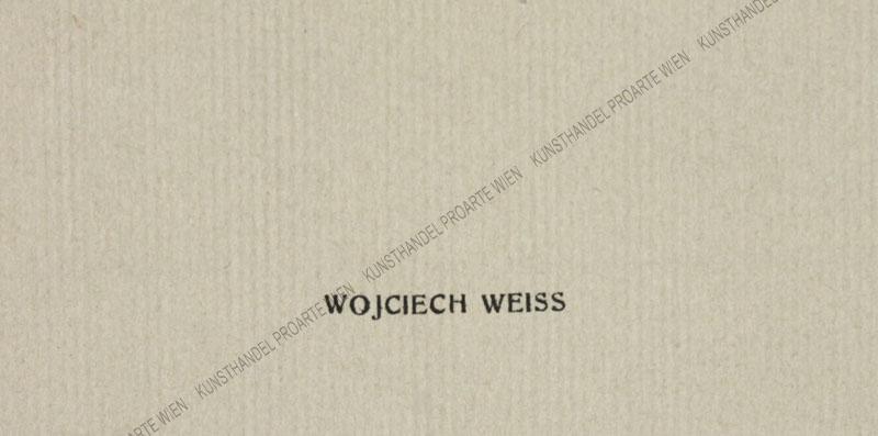 Wojciech Weiss - Kopy zboza ( Heuhaufen)