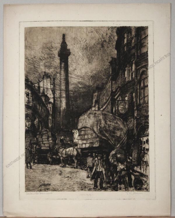 Tanna Kasimir-Hoernes - London - The monument