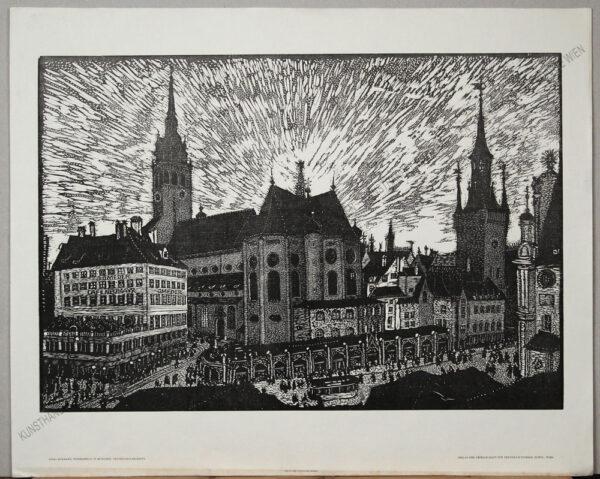Emma Bormann - Petersbergl in München