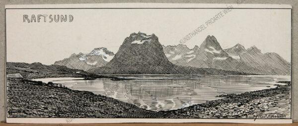 Karl Schreder - Raftsund