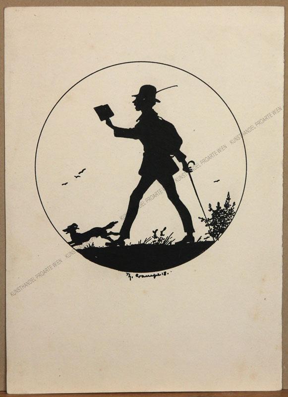 Theodor Crampe - Der Spaziergänger