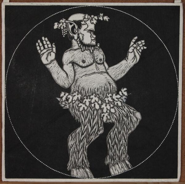 Berthold Löffler - Tanzender Faun