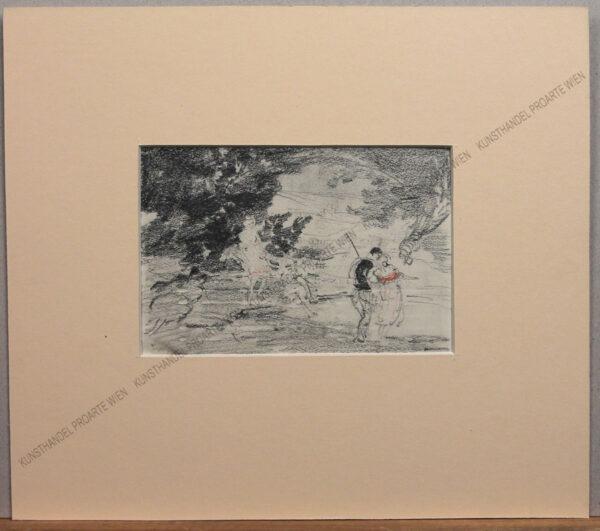 Eduard Veith - Ein windiger Tag