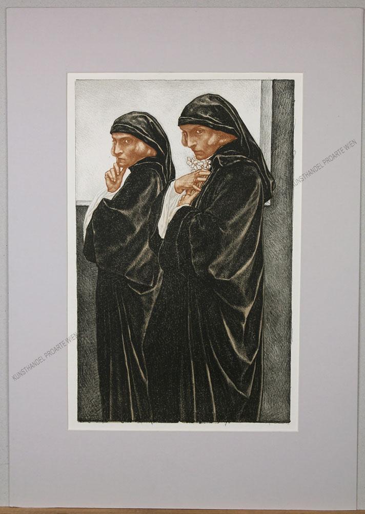 Karl Sterrer - Schwestern
