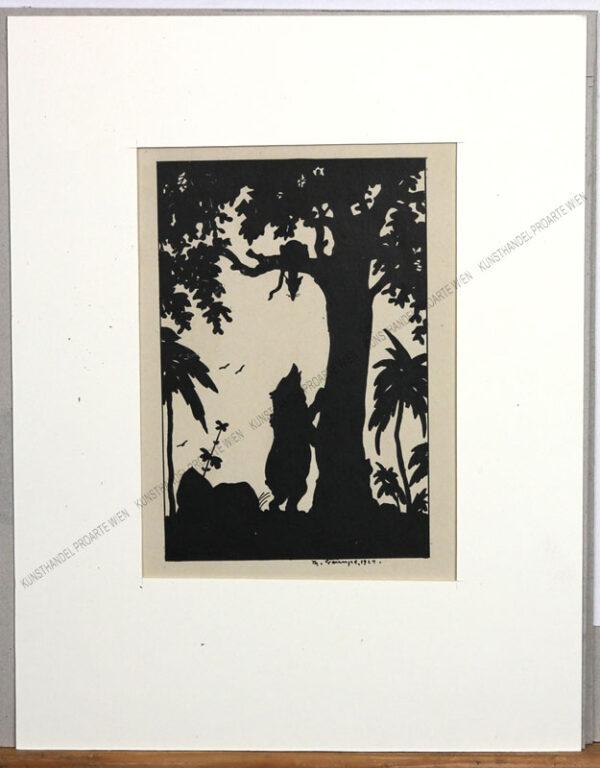 Theodor Crampe - Der Bär und die Ratte