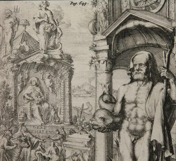 Künstler unbekannt - Hercules Magusanus