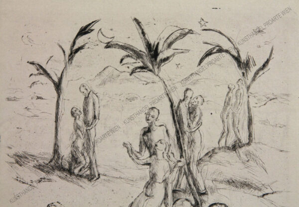 Felix Meseck - Verliebte unter Palmen