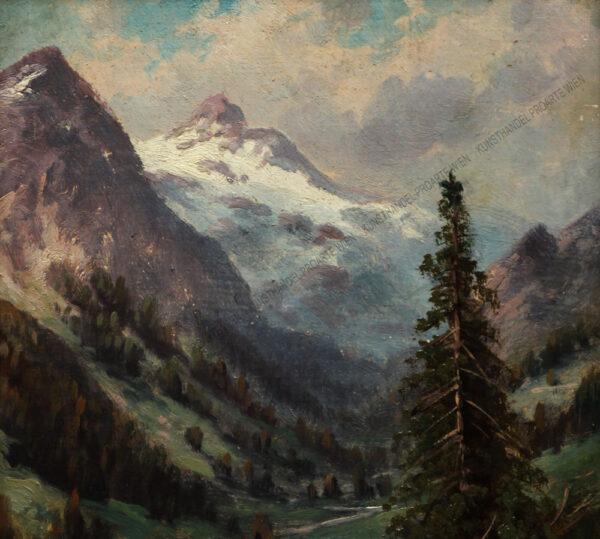 Franz Demel - Königsspitze - Großglockner
