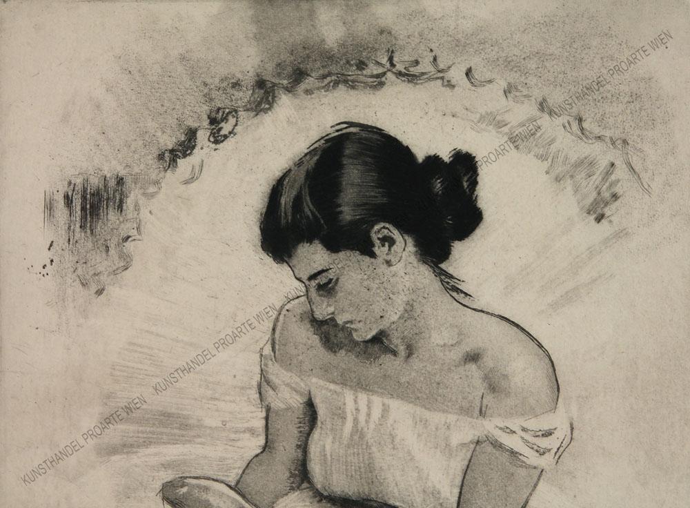 Louis Legrand - La Môme Terpsichore