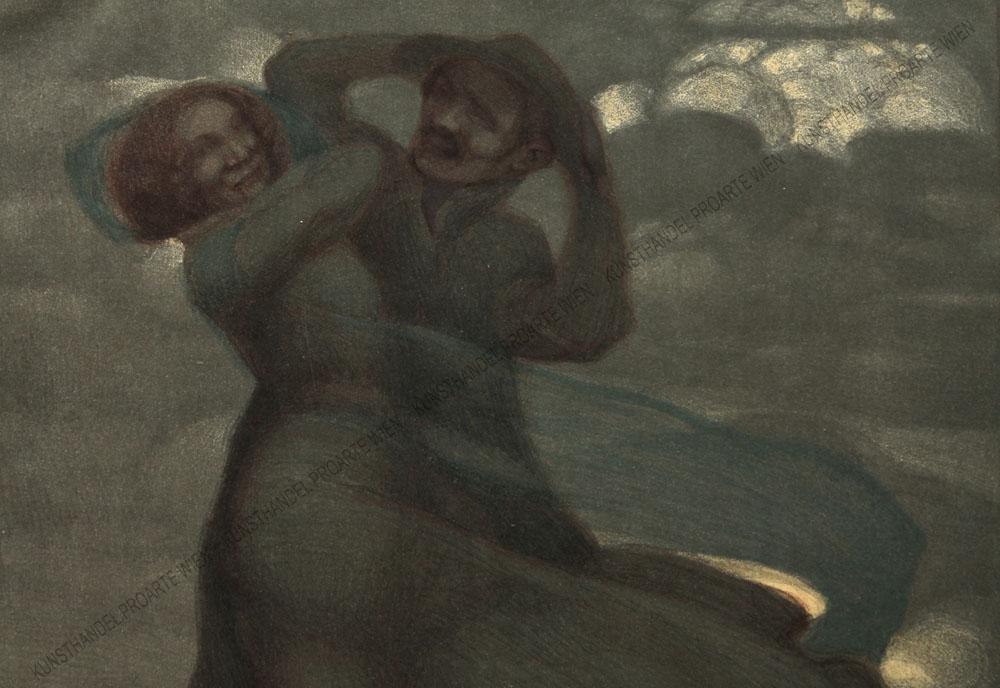 Karl Schmoll von Eisenwerth - Ein Windstoß
