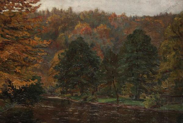 Janina Haase-Tröger - Herbstlandschaft